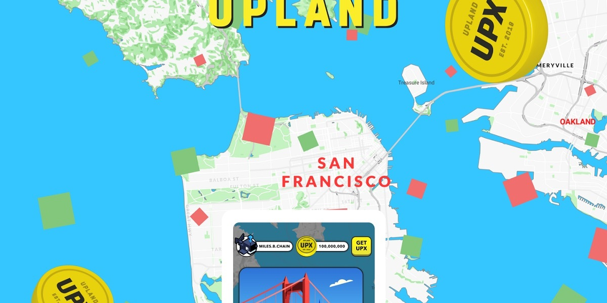 Uplandme is launching a blockchain property game.