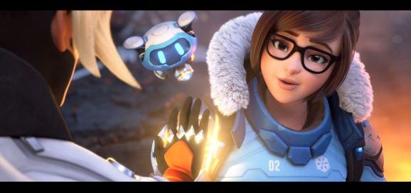 The face when Blizzard announces new games.