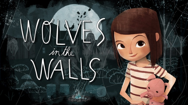 Lucy has come a long way since the first chapter of Wolves in the Walls debuted in early 2018.