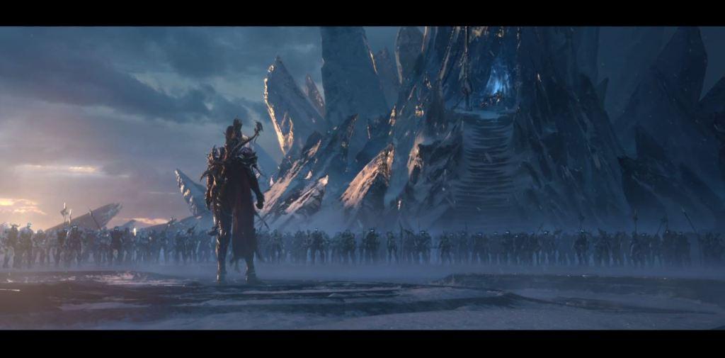 World of Warcraft: Shadowlands.