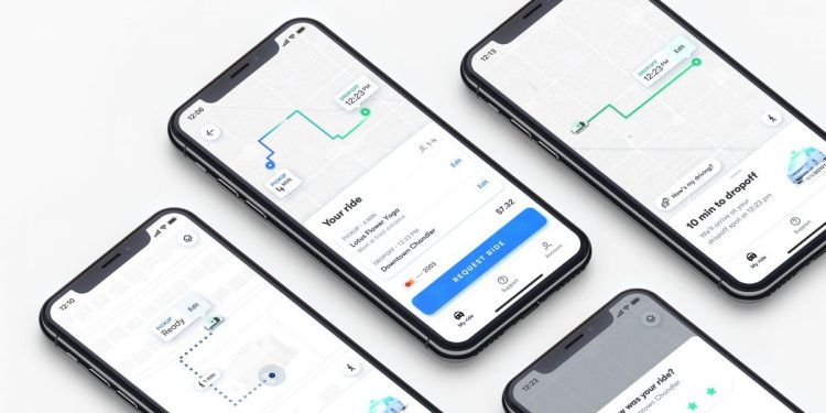 Waymo One app for iOS