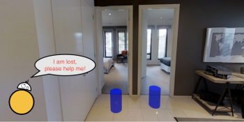 Amazon proposes a home robot that asks you questions when it's confused