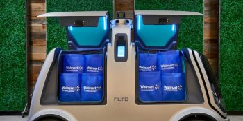 Nuro acquires self-driving truck startup Ike