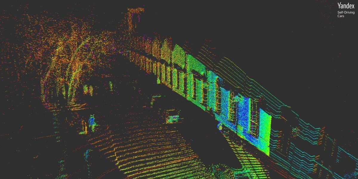 Yandex is developing lidar sensors and a camera for self-driving vehicles