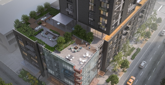 WhyHotel partnered with real estate investment trust AvalonBay Communities Inc. to operate a temporary hotel in a new-build apartment block in Seattle
