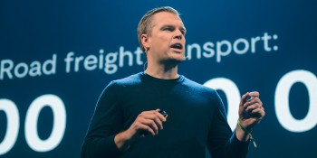 Einride CEO on autonomous trucks: 'The biggest business opportunity in the history of mankind'