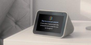 Lenovo Smart Clock adds an AI-powered, contextually aware alarm