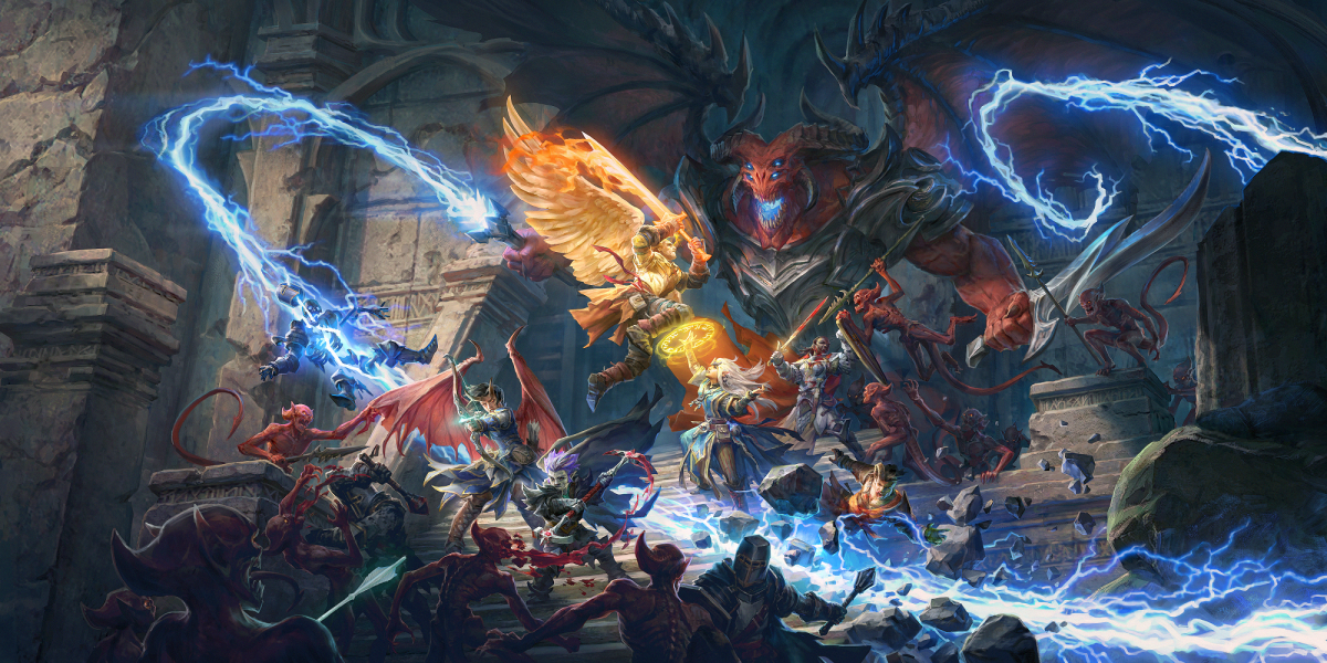 Demons star in Owlcat's next Pathfinder game: Wrath of the Righteous.