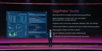 AWS SageMaker's new machine learning IDE isn't ready to win over data scientists