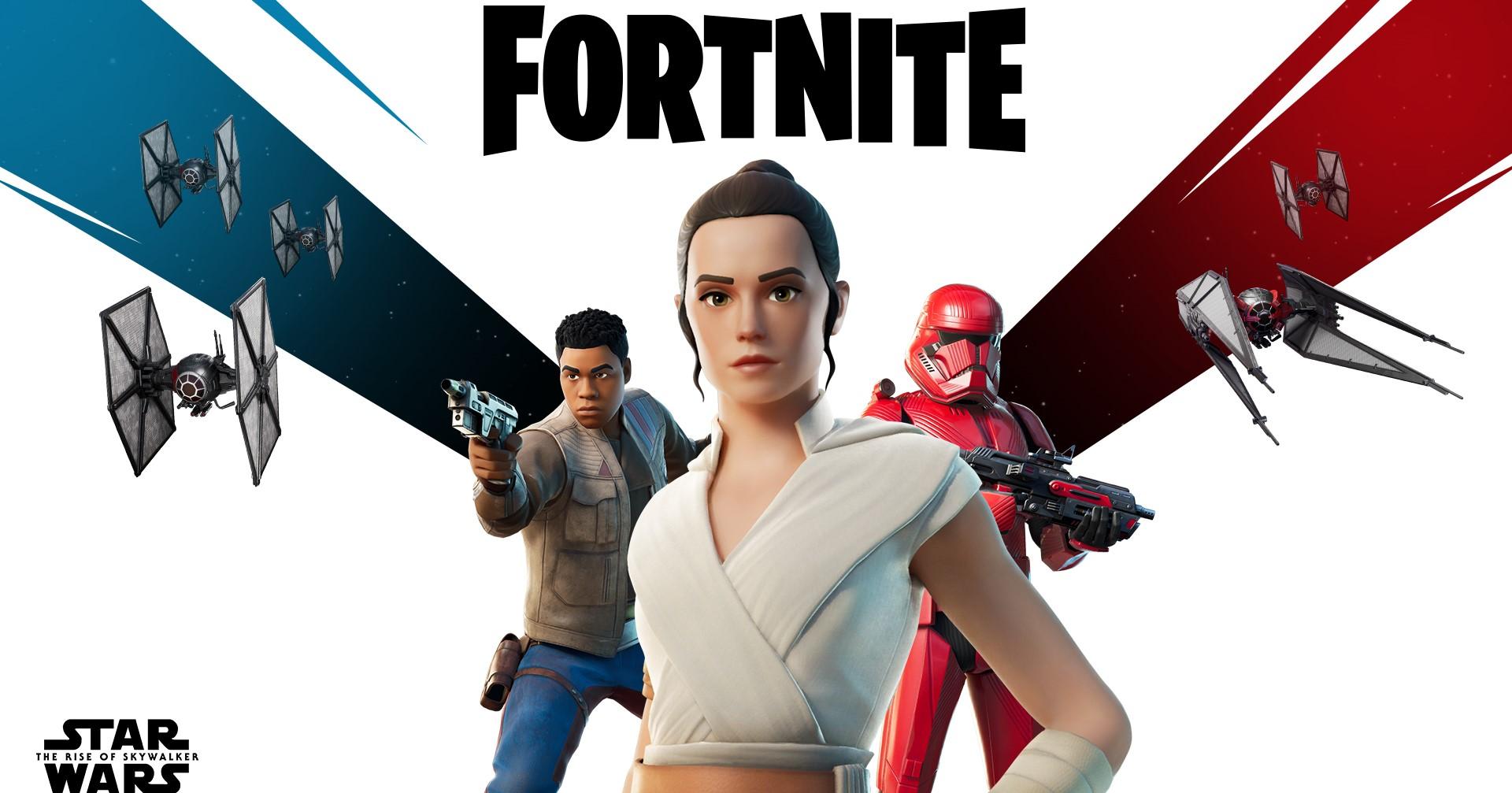 Epic Games Fortnite Login Pc Epic Games Will Reveal Exclusive Star Wars Rise Of Skywalker Footage Inside Fortnite Venturebeat