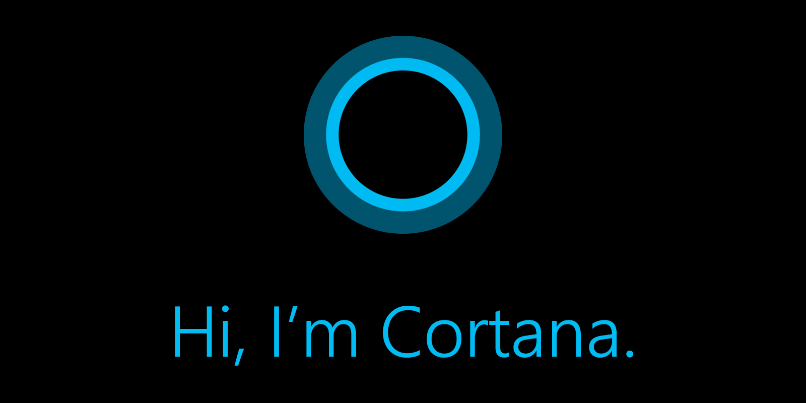 Cortana will be removed in Windows 11