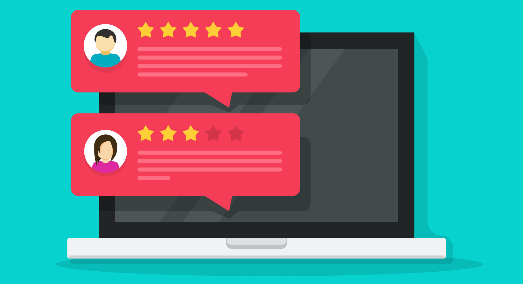 How AI scrubs out fake reviews and amplifies your customer's voice (VB  Live) | VentureBeat