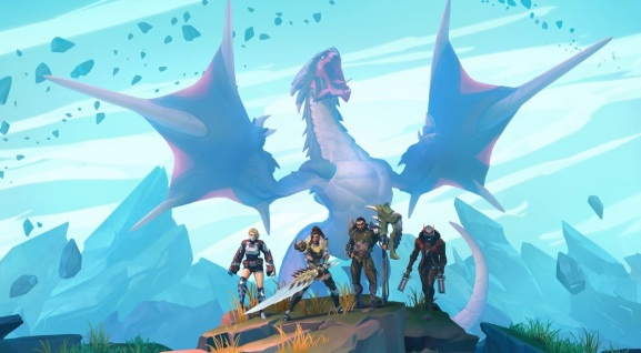 Dauntless is already at 16 million downloads.