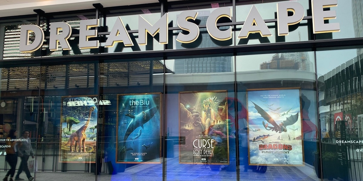 Dreamscape Immersive lets you train your dragon in VR.