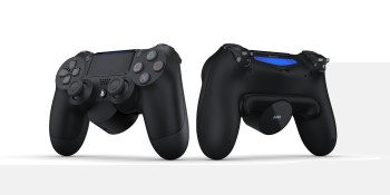 Sony reveals new PlayStation DualShock 4 Back Button attachment