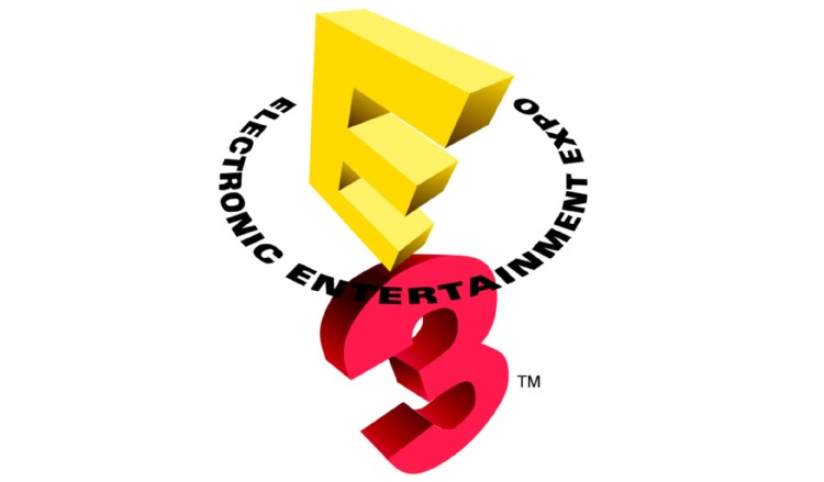 The original E3 logo
