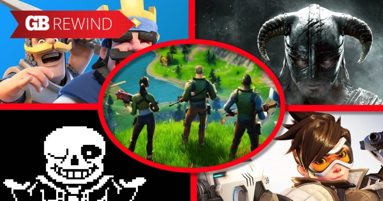 These games, and more, tell the story of the 2010s.