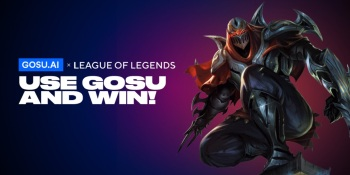 Gosu.ai helps players get better at League of Legends.