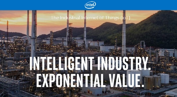 Intel is touting the internet of things for industrial companies, but they're struggling.