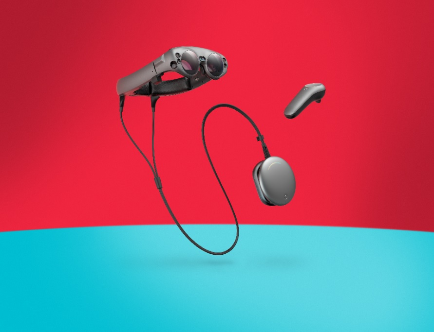 Magic Leap 1 headset