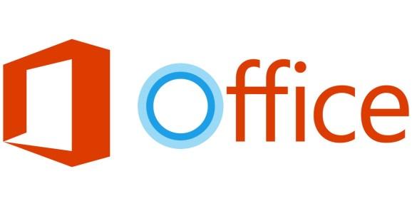 Office and Cortana logo