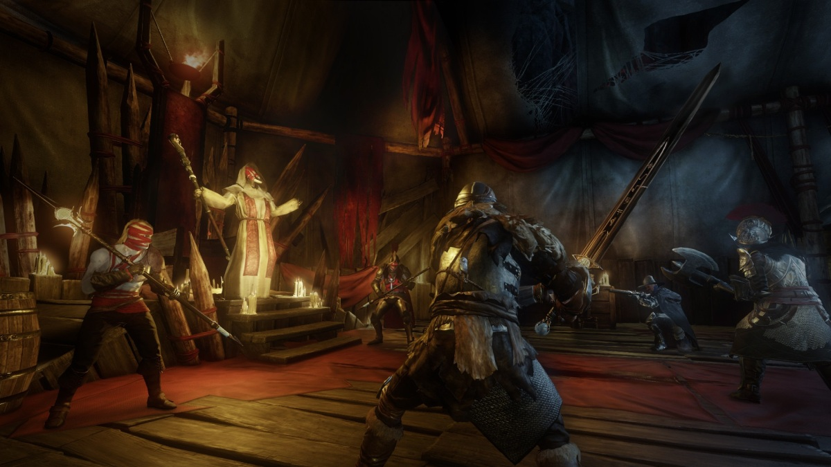 Amazon delays New World MMO until spring 2021