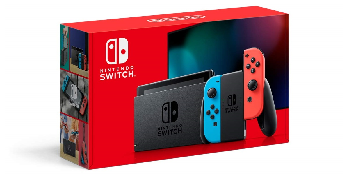 Nintendo Switch hits 84.59 million units sold, with 28.8 million sold this past year thumbnail