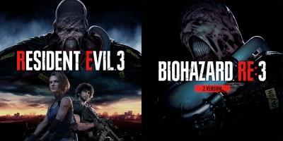 Resident Evil 3 Remake Artwork Just Showed Up On Playstation