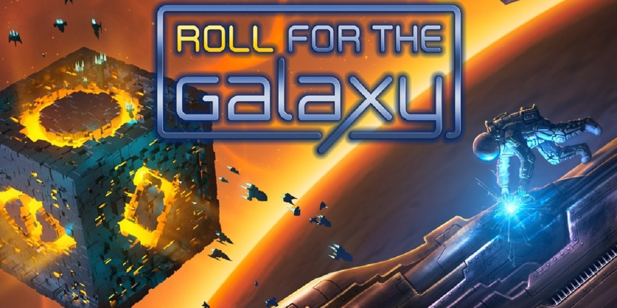 Temple Gates Games is making Roll for the Galaxy.