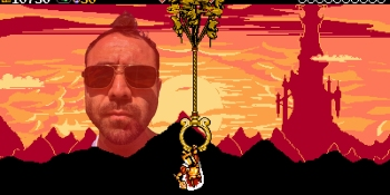 Shovel Knight director Sean Velasco digs into Yacht Club Games' past and future