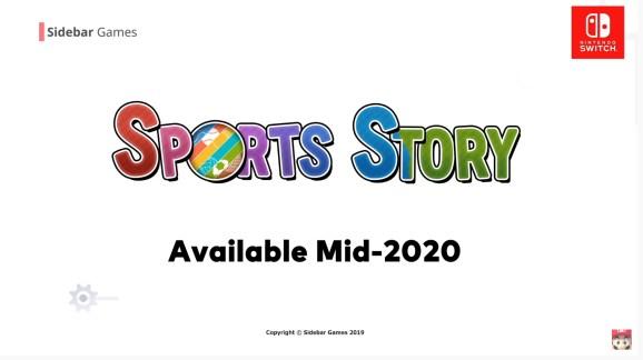 Sports Story.
