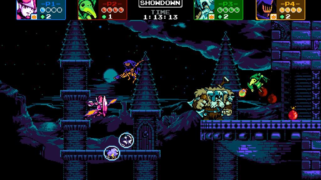Shovel Knight Showdown is more Super Smash Bros. than Mega Man.