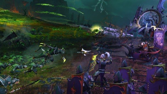 Total War: Warhammer 2's The Shadow & The Blade