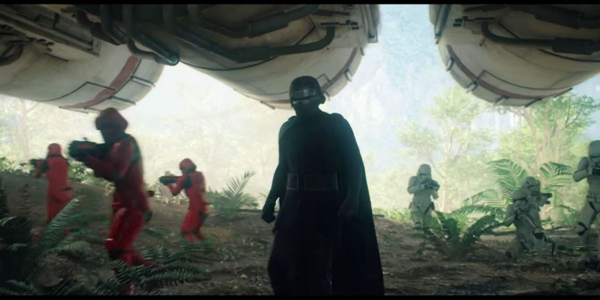 The Rise of Skywalker comes to Star Wars: Battlefront II.
