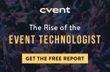 Events Evolve: Introducing the Event Technologist