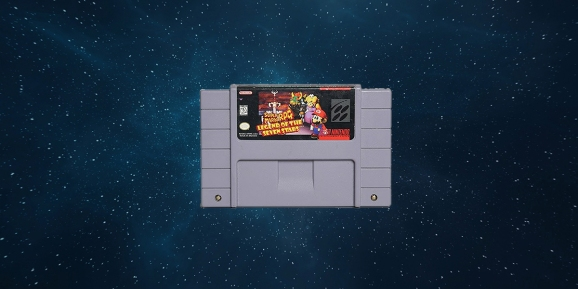 Super Mario RPG is lost in spacetime, apparently.