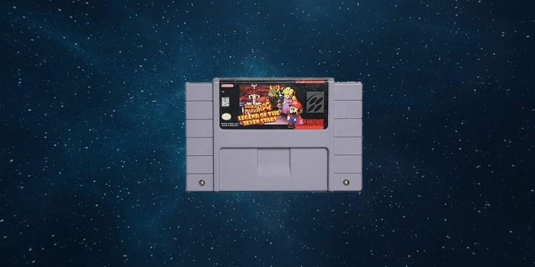 Super Mario RPG is lost in spacetime, apparently.