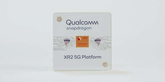 The chip case for the Qualcomm Snapdragon XR2 5G.