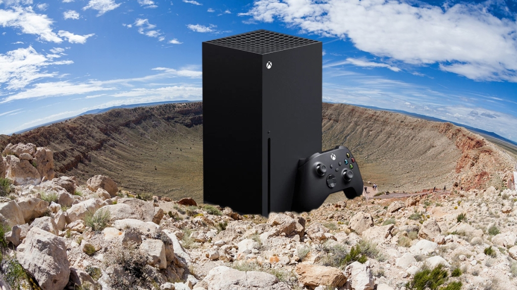 How big is the Xbox Series X?
