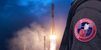 OneWeb readies internet satellites for launch