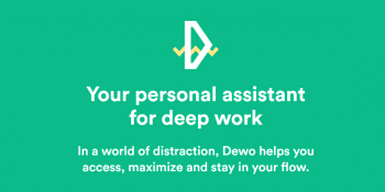 Dewo uses AI to minimize digital distractions