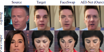 Microsoft Research proposes face-swapping AI and face forgery detector