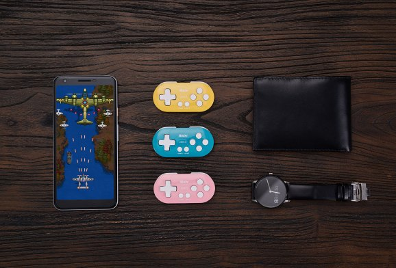 The 8BitDo Zero 2 is tiny and light enough to fight in your pocket.