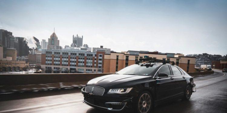 Aurora self-driving