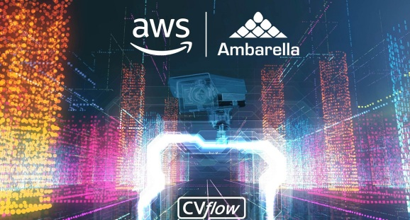 Ambarella is using AWS tools to make it easier to use its CVflow chips.