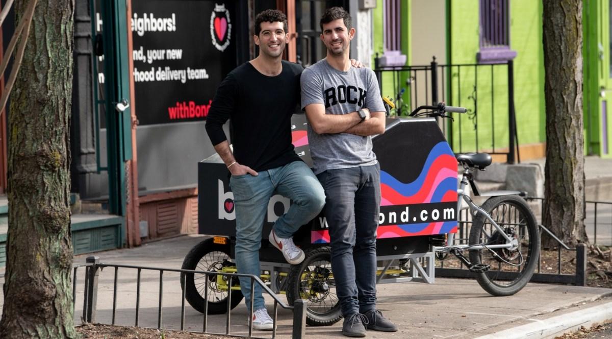 Bond raises $15 million to bring last-mile deliveries and nano distribution centers to online retailers - venture beat