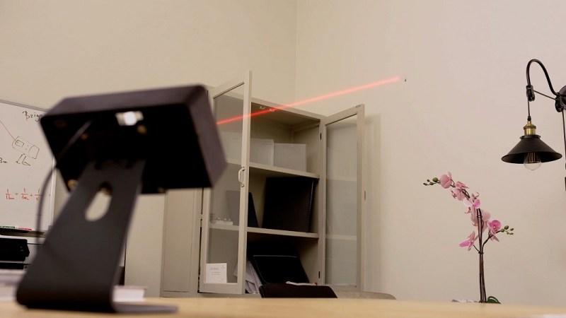Bzigo spots a mosquito using computer vision.