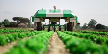 Naïo Technologies raises $15.5 million to bring its autonomous farming robots to the U.S.