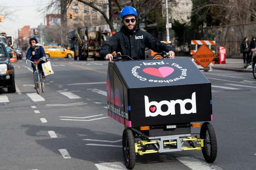 Dov Ride - Bond raises $15 million to bring last-mile deliveries and nano distribution centers to online retailers