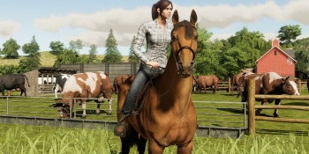Giants Software on the quiet, surprising success of Farming Simulator